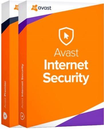 Avast! Internet Security / Premier Antivirus 19.7.2388