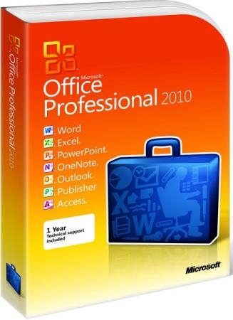 Microsoft Office 2010 Pro Plus SP2 14.0.7232.5000 VL RePack by SPecialiST v.19.8