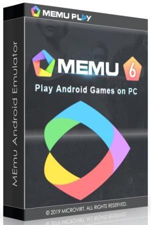 MEmu Android Emulator 6.3.2