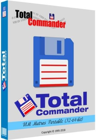Total Commander 9.22a VIM 38 Matros Portable