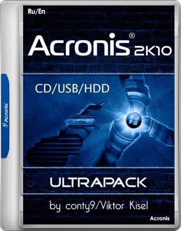 Acronis 2k10 UltraPack 7.24