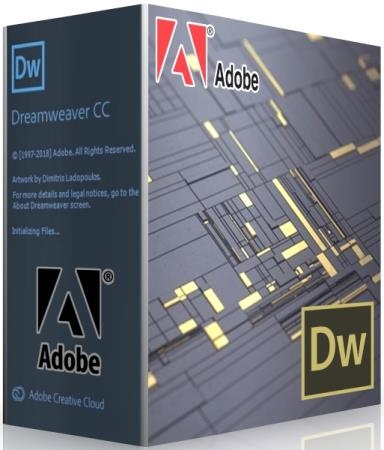 Adobe Dreamweaver CC 2019 19.2.1.11281 RePack by KpoJIuK