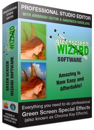 Green Screen Wizard Professional 10.6