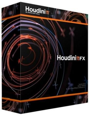 SideFX Houdini FX 17.5.360