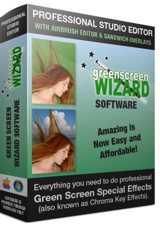 Green Screen Wizard Professional 10.6 Rus/Eng Portable