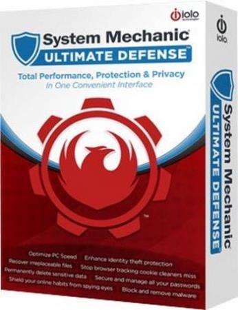 System Mechanic Ultimate Defense 19.1.1.46