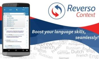 Reverso Translation Dictionary Premium 8.9.8 [Android]