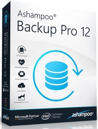 Ashampoo Backup Pro 12.05 Final