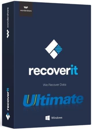 Wondershare Recoverit Ultimate 8.1.0.28 + Rus