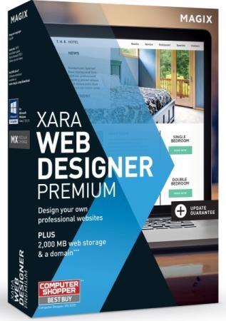 Xara Web Designer Premium 16.2.1.57326