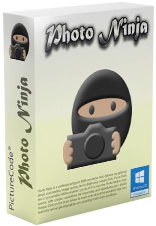 PictureCode Photo Ninja 1.3.8