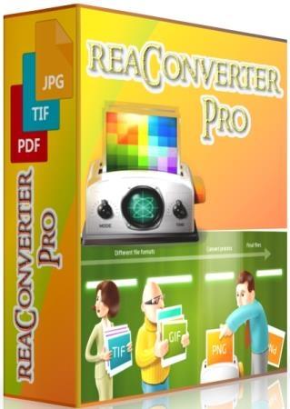 reaConverter Pro 7.522