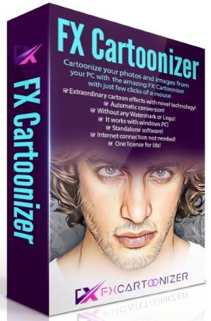 FX Cartoonizer 1.4.8