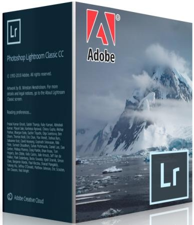 Adobe Photoshop Lightroom Classic CC 2019 8.4.1.10