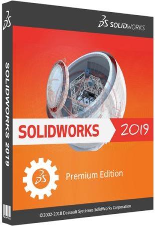 SolidWorks Premium Edition 2019 SP4.0