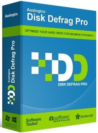 Auslogics Disk Defrag Pro 9.1.0.0 + Rus