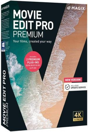 MAGIX Movie Edit Pro 2020 Premium 19.0.1.18 RePack by Pooshock
