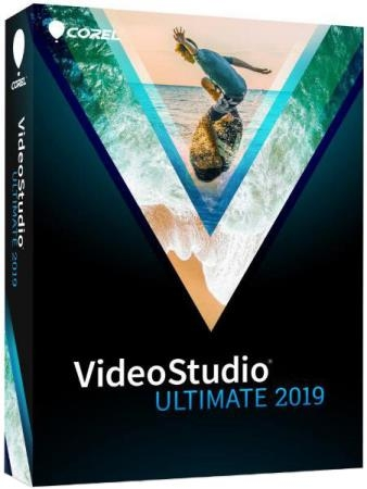 Corel VideoStudio Ultimate 2019 22.3.0.439 + Rus + Content