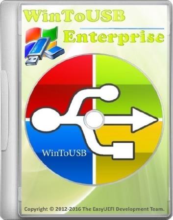 WinToUSB Enterprise 5.0 Final