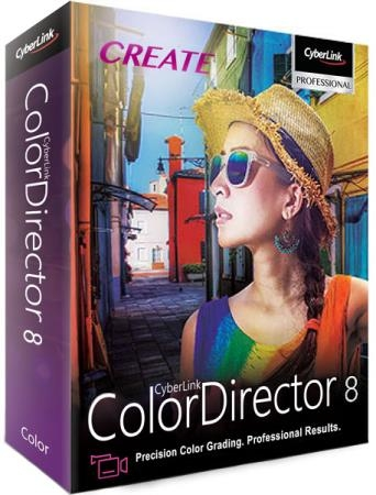 CyberLink ColorDirector Ultra 8.0.2103.0 RePack by Pooshock