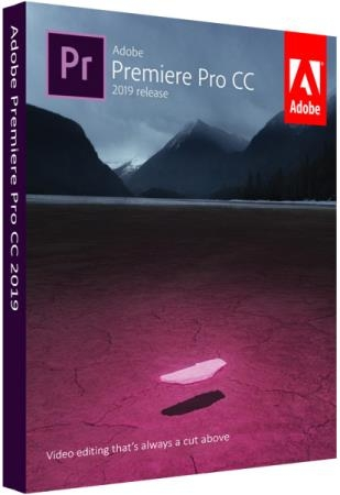 Adobe Premiere Pro CC 2019 13.1.5.47 RePack by Pooshock