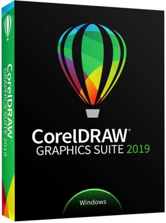 CorelDRAW Graphics Suite 2019 21.3.0.755 RePack by KpoJIuK