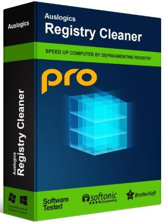 Auslogics Registry Cleaner Pro 8.1.0.0 + Rus DC 30.09.2019