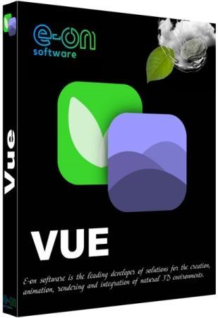 E-on Vue R3.1 Build 3002622 + PlantFactory & Extra 2019
