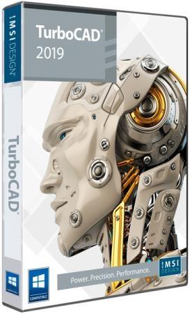 IMSI TurboCAD 2019 Professional / Deluxe / Platinum 26.0.37.4
