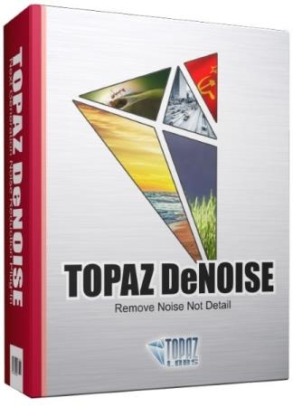 Topaz DeNoise AI 1.3.0 RePack & Portable by elchupakabra