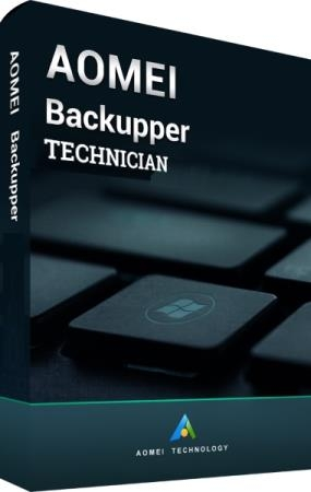 AOMEI Backupper 5.3.0 Technician Plus RePack by elchupakabra