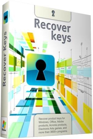 Recover Keys Enterprise 11.0.4.233