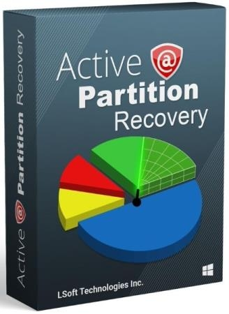 Active@ Partition Recovery Ultimate 19.0.3 WinPE