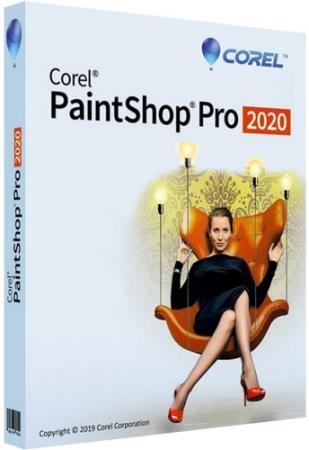 Corel PaintShop Pro 2020 22.1.0.43 RePack by Diakov