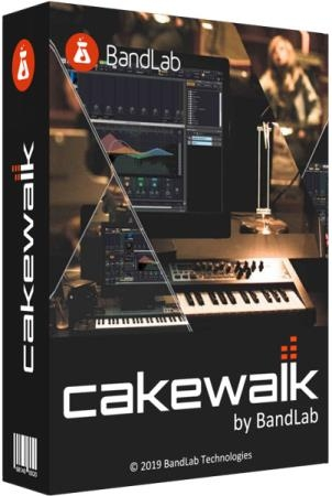 BandLab Cakewalk 2019.09 Build 70 + Studio Instruments Suite