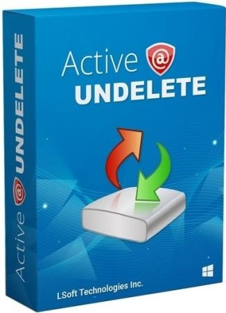 Active@ UNDELETE Ultimate 16.0.05 + WinPE