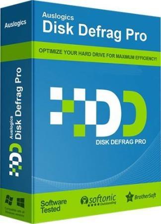 Auslogics Disk Defrag Ultimate 4.11.0.3 RePack/Portable by Diakov