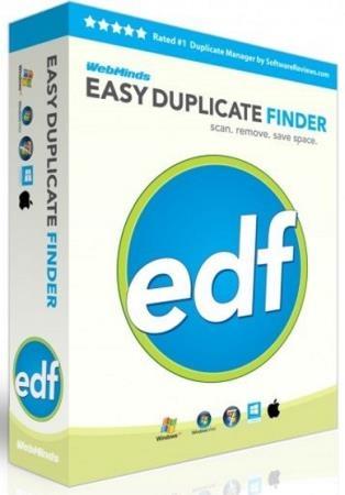Easy Duplicate Finder 5.27.0.1083 RePack & Portable by elchupakabra