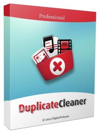 DigitalVolcano Duplicate Cleaner Pro 4.1.3