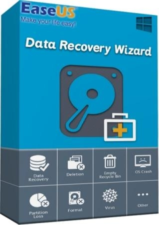 EaseUS Data Recovery Wizard 13.0 WinPE