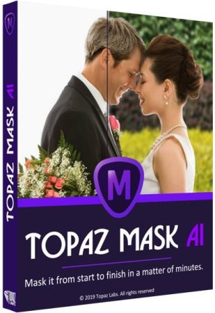 Topaz Mask AI 1.0.2 RePack & Portable by TryRooM