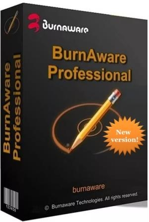 BurnAware 12.8 Professional RePack & Portable by KpoJIuK