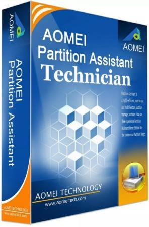 AOMEI Partition Assistant Technician 8.5.0 RePack by KpoJIuK