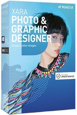 Xara Photo & Graphic Designer 16.3.0.57723