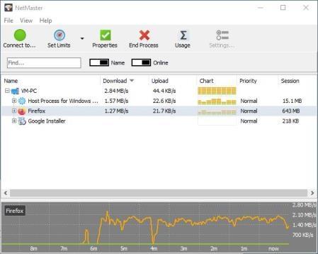 SoftPerfect NetMaster 1.0