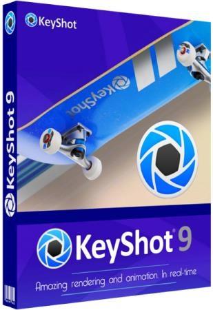 Luxion KeyShot Pro 9.0.286