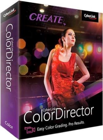 CyberLink ColorDirector Ultra 8.0.2228.0 + Rus