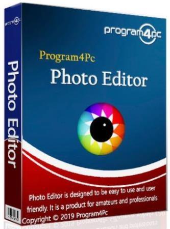 Program4Pc Photo Editor 7.4
