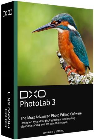 DxO PhotoLab 3.0.1 Build 4247 Elite + Plugins Portable by conservator