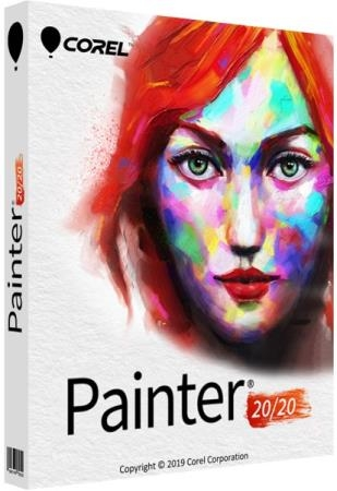 Corel Painter 2020 20.1.0.285 + Rus